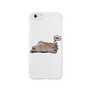 はらへりぷーちゃん Smartphone cases