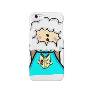 散髪ひつじくん Smartphone cases