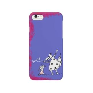 """Friend"" iphon case Smartphone cases"