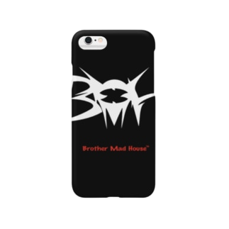【Mad EYEロゴ】iPhoneケース Smartphone cases