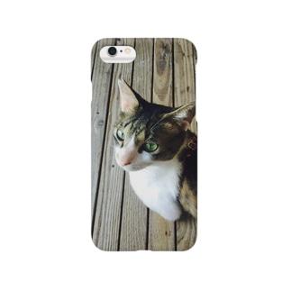 愛    Love    きゃっと❤️ Smartphone cases