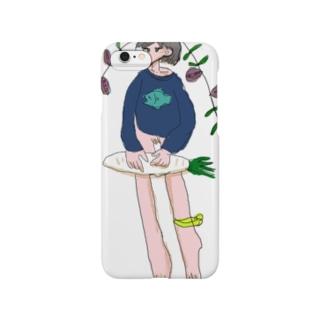 事後野菜ちゃん Smartphone cases