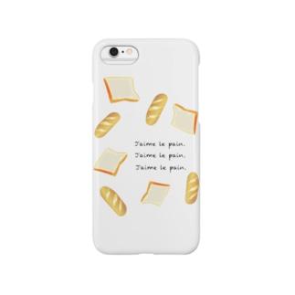 わたしはパンが好きだ Smartphone cases