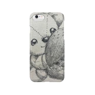 テディバーガー Smartphone cases