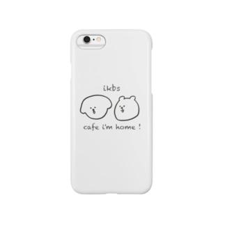 ikbs カフェグッズ Smartphone cases