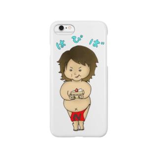 えぬお(はぴば) Smartphone cases