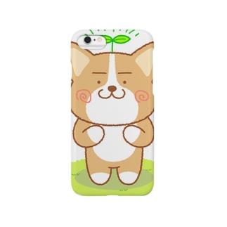 ココまるさん Smartphone cases