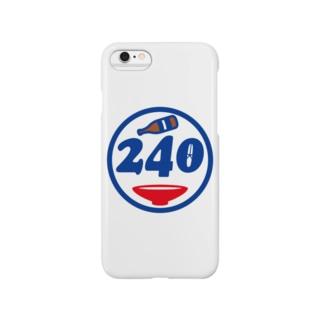 パ紋No.2812 240 Smartphone cases