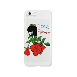 ふらわー Smartphone cases