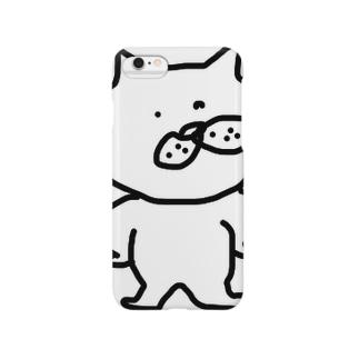 いばりんぼう Smartphone cases