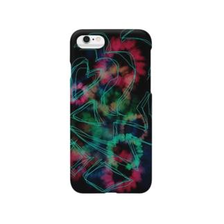 ネオン Smartphone cases