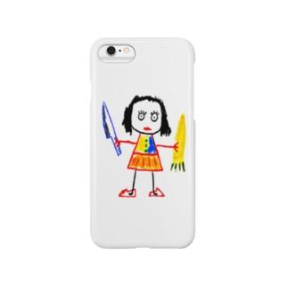 ママン Smartphone cases