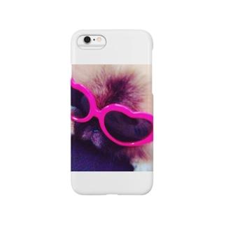 Apollo ハートのサングラス Smartphone cases