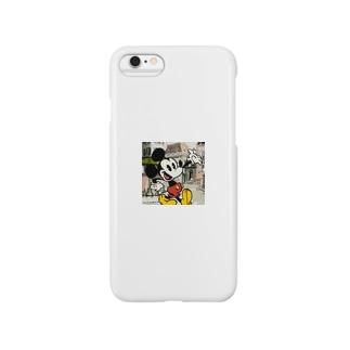 ミッキースウェット Smartphone cases