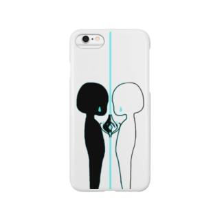 自分 Smartphone cases