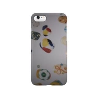 ネイルアート Smartphone cases