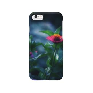 道端の花 Smartphone cases