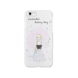 colorful drops Smartphone cases