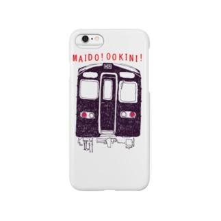 まいどおおきに♪ Smartphone cases
