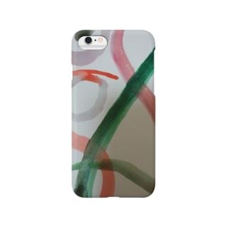 緑の反抗 Smartphone cases