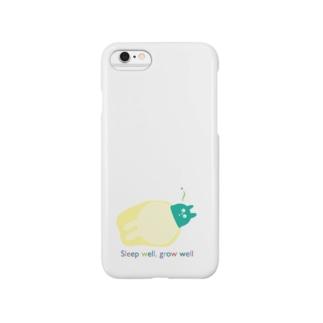 寝る子は育つ Smartphone cases