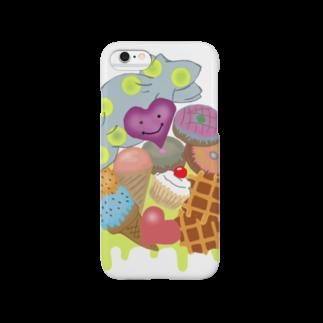 calraのおかし Smartphone cases