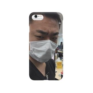 厳格な合田さん Smartphone cases