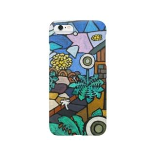 蒲公英 Smartphone cases