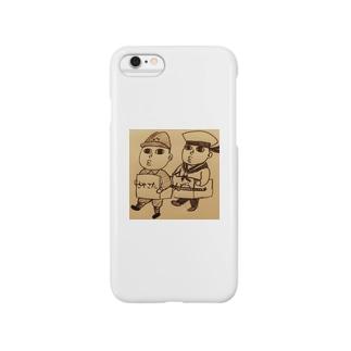 でんしゃごっこ Smartphone cases