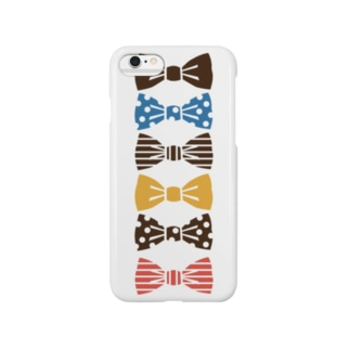 ribbon brown Smartphone cases