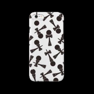 天のお店のけん玉 Smartphone cases