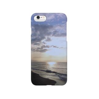 鎌倉の朝001 Smartphone Case
