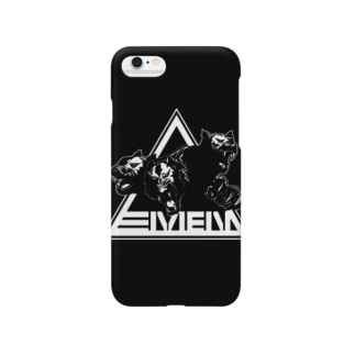 team3MEN iPhoneケース Smartphone cases