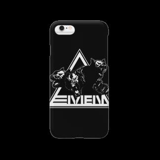 弱者【3MEN】のteam3MEN iPhoneケース Smartphone cases