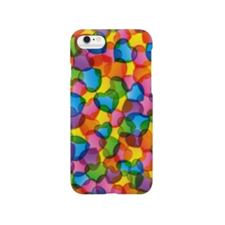 Love Candy Clear Smartphone cases