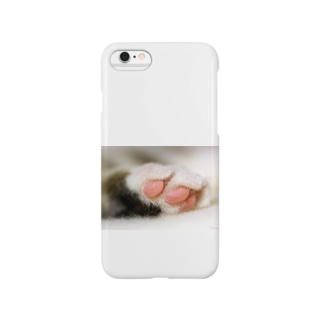 愛しの肉球 Smartphone cases