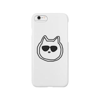 ぐらさんねこ Smartphone cases