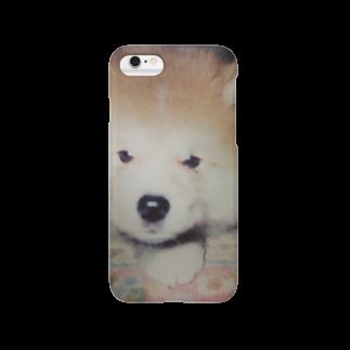 mocogyuのもこちゃん Smartphone cases