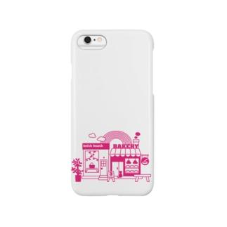 雑貨屋&パン屋 Smartphone cases