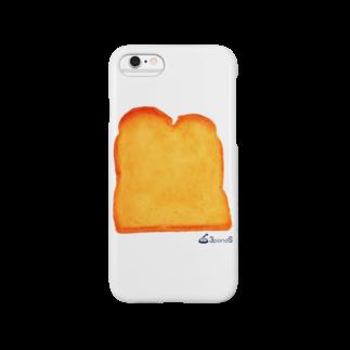 3pondSのトースト スマートフォンケース