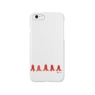 タコ5 Smartphone cases