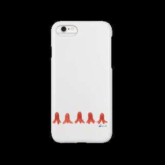 3pondSのタコ5 Smartphone cases