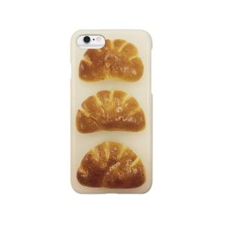 クリム三兄弟(無地) Smartphone cases