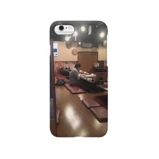 飲み会ぼっち Smartphone cases