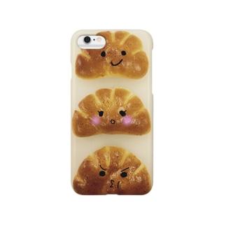 くりむ3兄弟 Smartphone cases