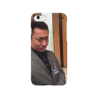 ボディガード合田 Smartphone cases