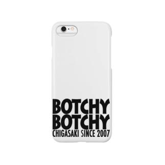 BOTCHY BOTCHY BASIC LOGO スマートフォンケース