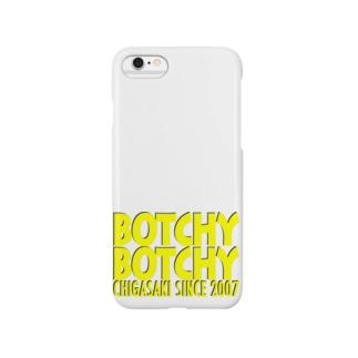 BOTCHY BOTCHY BASIC LOGO (YB) スマートフォンケース