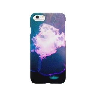 碧海月 Smartphone cases