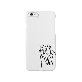 おやじ Smartphone cases